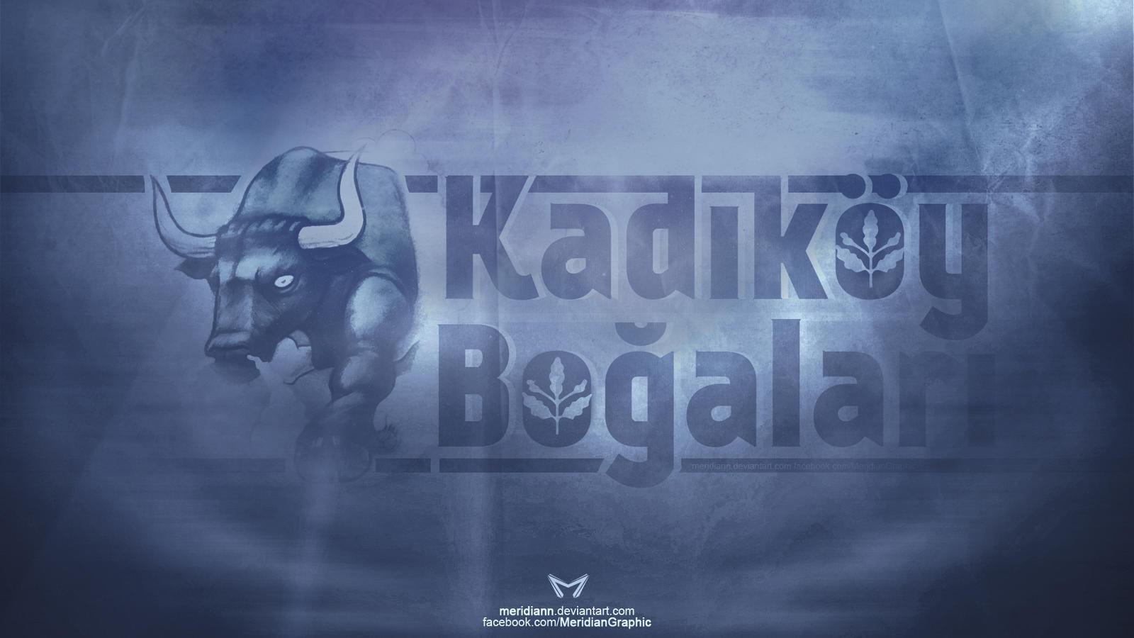 Kadikoy Bogalari by Meridiann