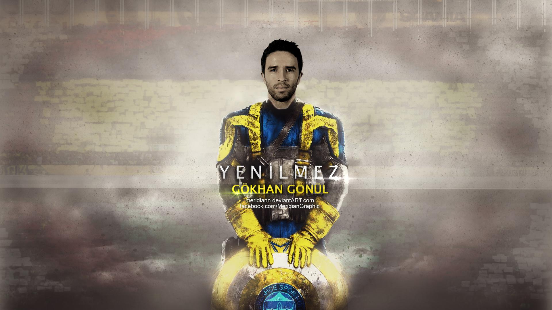 Yenilmez - Gokhan Gonul by Meridiann