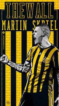 Martin Skrtel THE WALL