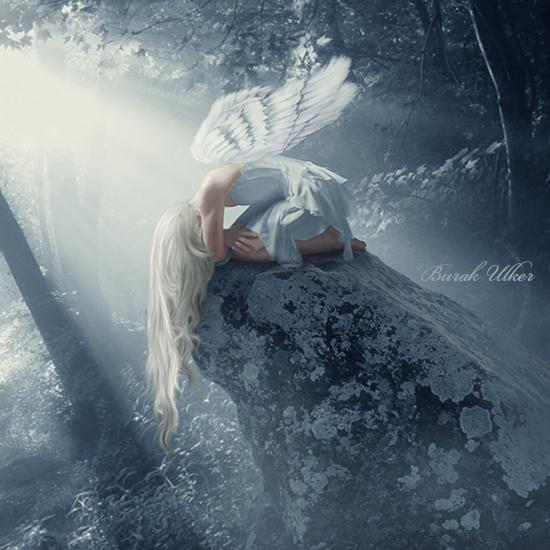 Falling by BurakUlker