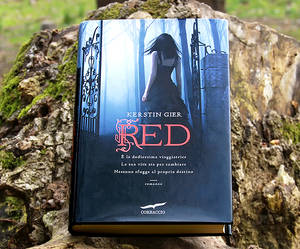 Red - Book Cover