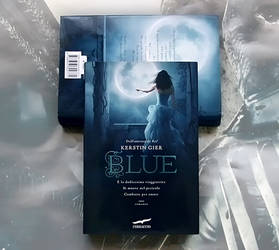 Blue - Book Cover