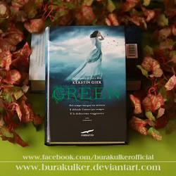 Green Book Cover by BurakUlker