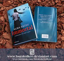 immortal book cover by BurakUlker