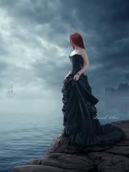The Ghost Ship by BurakUlker