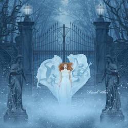 Gatekeeper of the Souls by BurakUlker