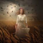 Lady Midday by BurakUlker