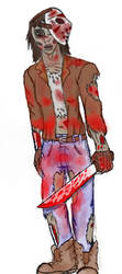 Rule 63 Jason Voorhees by Hippy282 by Hippy282