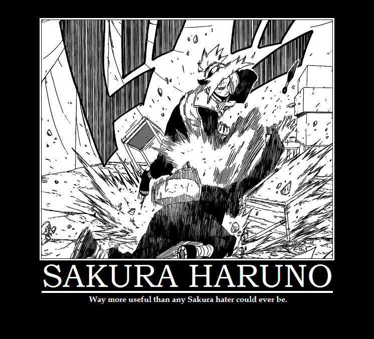 To All Sakura Haters by AncientKyuubi