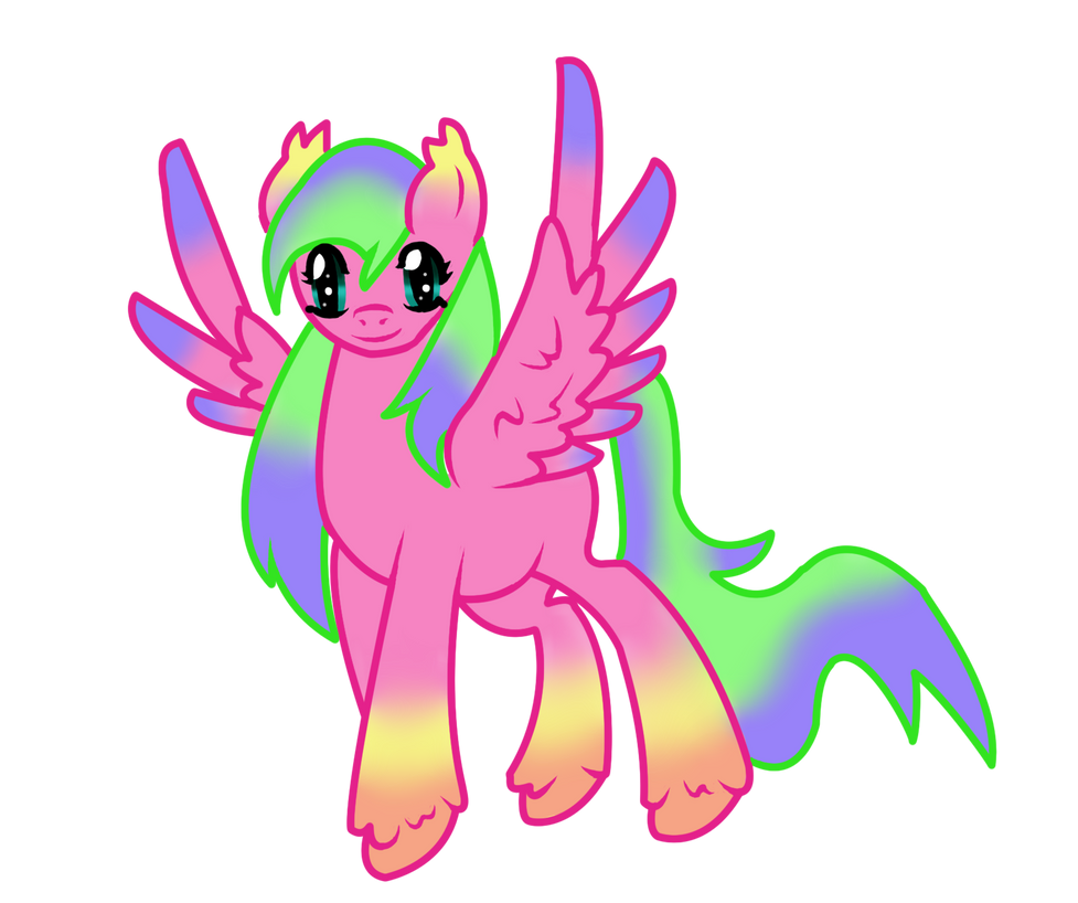 Pony Adopt  by AncientKyuubi