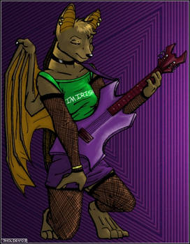 SSS Rocker Bat