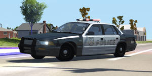 Charles' BeamNG Police Department Livery