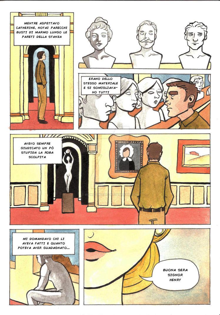 Addio alle armi_pagina 1 by BowieOwie94