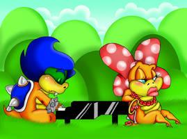 Ludwig and Wendy