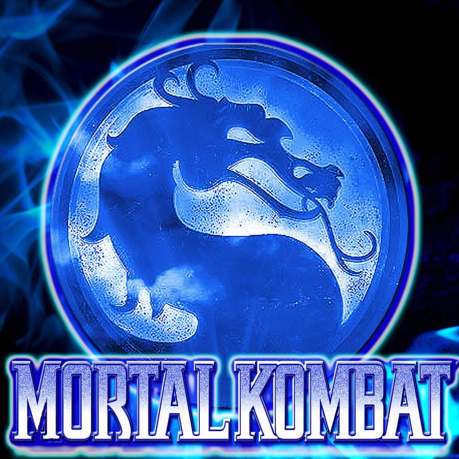 Mortal Kombat Dragon: Mortal Kombat Ice Dragon Logo By CheyDragon5 On DeviantArt