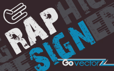 Rap Sign by GovectorZ