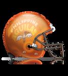 Philippine Aguilas American Football Helmet