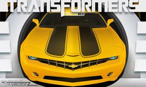 Transformers-Bumblebee-Car-Signature