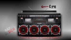 Ghetto Blaster - Ghetto For LIFE