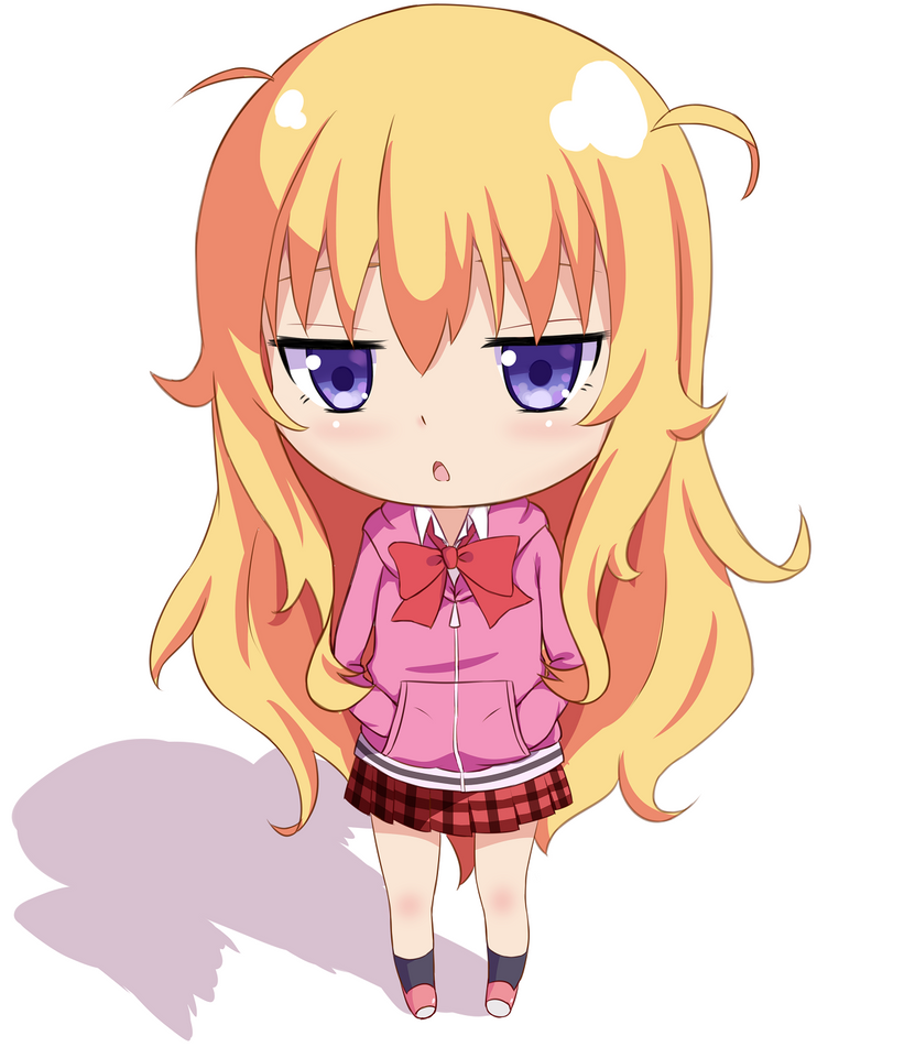 [Commission] Chibi Fanart/OC by vidosprout
