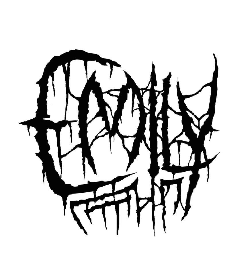 Deathcore Font Deathcore Font 1 by