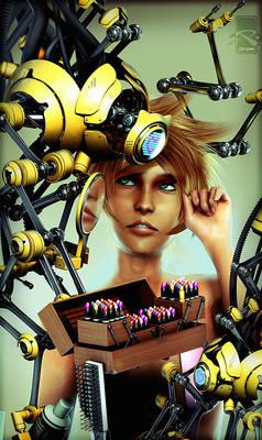 ILUVU Robot