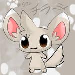 Pokemon BW - Minccino
