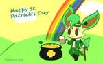 Irish Leafeon