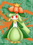 Pokemon BW- Lilligant