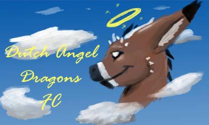 Dutch Angel Dragon FC Banner by BlueEyes9