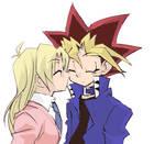 Rebeccas Kiss