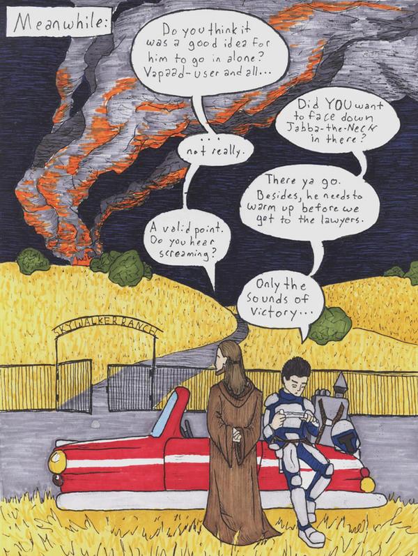 Pulp Wars Epilouge by Allison-beriyani