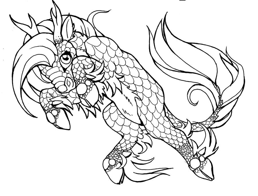 lupus coloring pages - photo#15