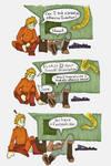 Really Dumb Slash Comic