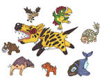 Chibi Beasties