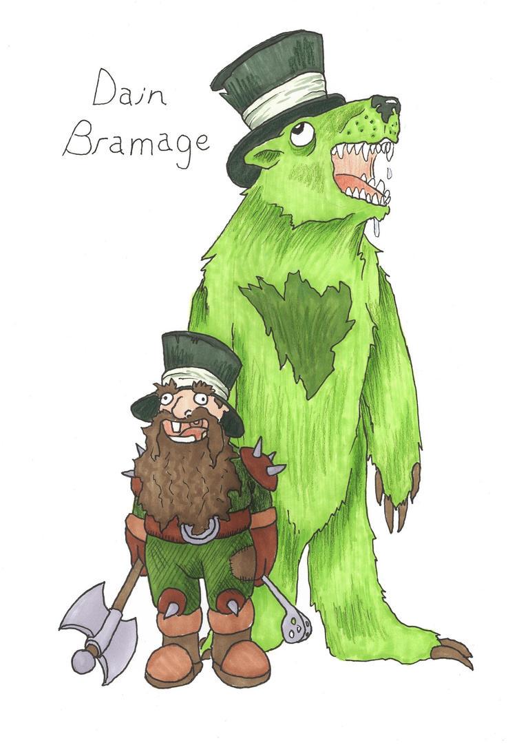 Dain Bramage by Allison-beriyani