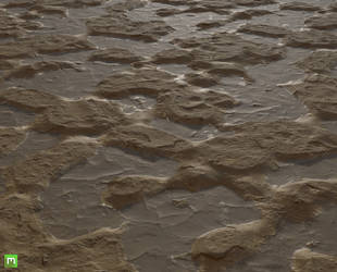 solid clay material I by tosbin