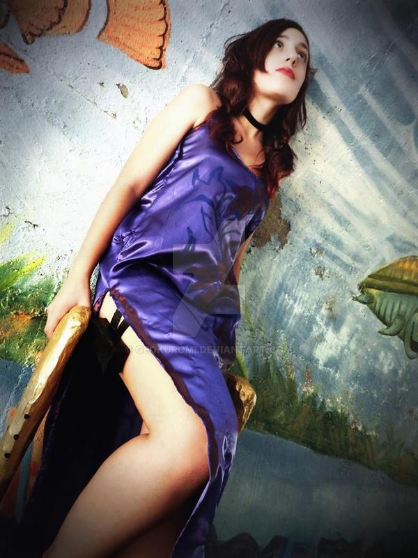 Secret Agent Miss Fortune by GeoKuromi on DeviantArt