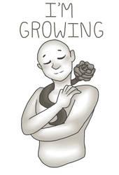 Im Growing [1/2] by BeingOfMalevolence