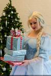 Christmas Elsa