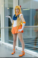 Sailor Venus by Chastten