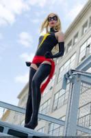 Ms. Marvel by Chastten