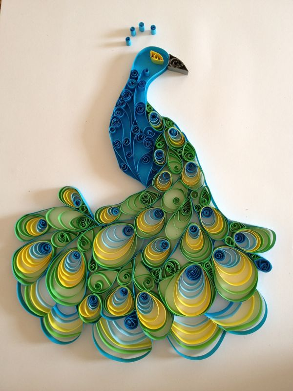 Peacock by Dalia1991
