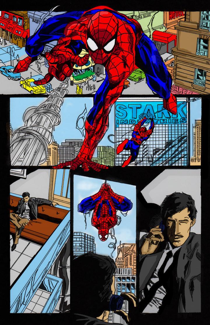 comics spider man comic - photo #20