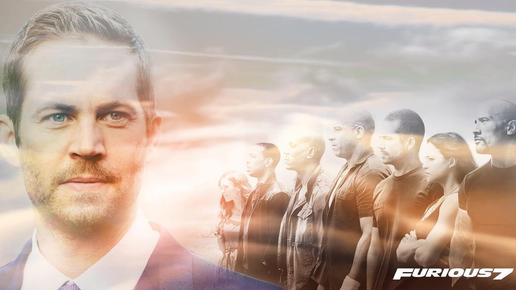 Fast And The Furious 7 Paul Walker Tribute By Superjabba425