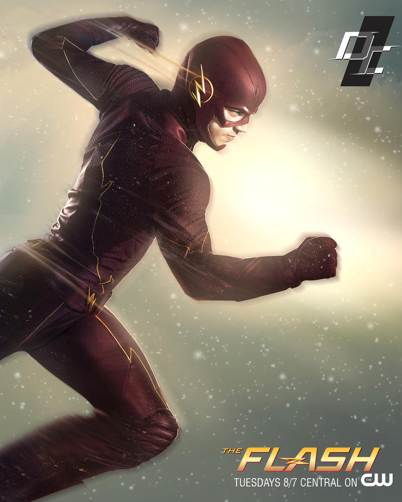 The flash cw by superjabba425 on deviantart