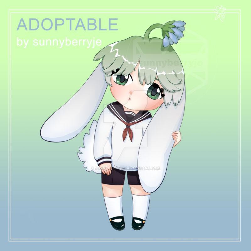 Auction    Adoptable #3 [OPEN]