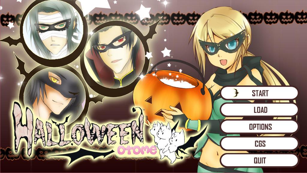 Halloween otome DEMO + Full Version