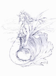 Hippocampus sketch