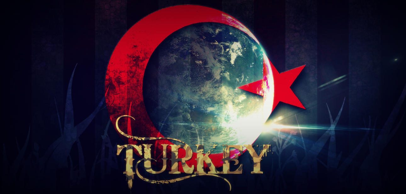 HD Turkey Flame Wallpaper By CreativDadas